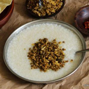 Rice Offering for Nercha Kanji